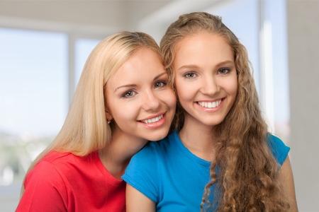 madre e hija adolescente: Adolescente.