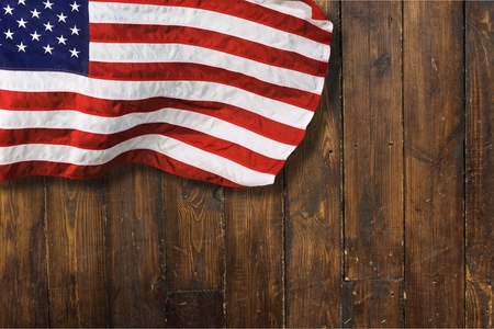 star path: American Flag.
