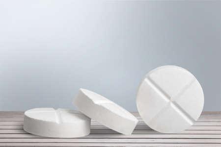 painkillers: Pill. Stock Photo