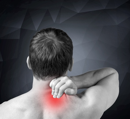 facial muscles: Pain.