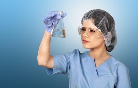 scrutinize: Laboratory.