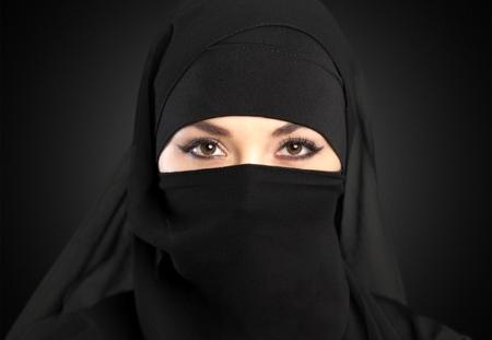 niqab: Niqab.