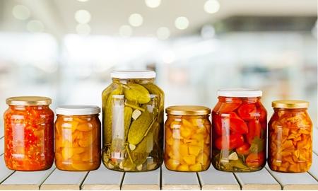 Canning. Stock Photo