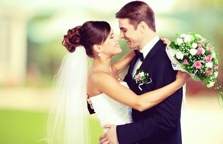 parejas amor: La boda.