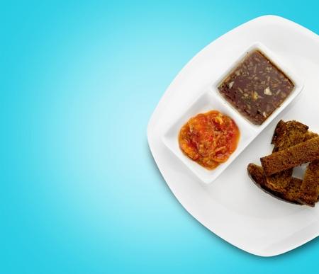 appetizer: Appetizer. Stock Photo