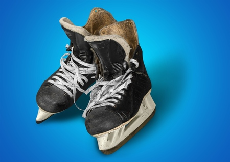untied: Ice Skate.