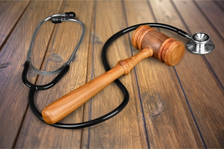 legal services: Healthcare And Medicine.