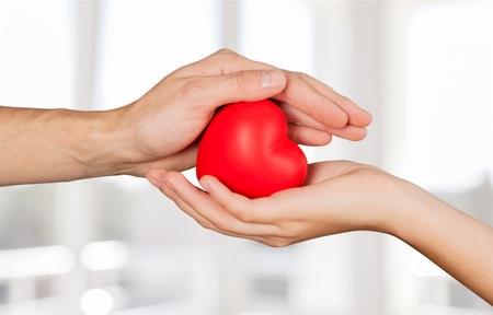 woman heart: Heart.