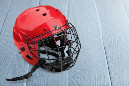 personal accessory: Roller Hockey.