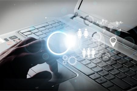 backlit keyboard: Computer.