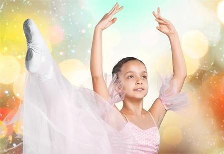 ballet slipper: Ballet Dancer.