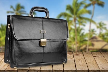Briefcase. Stock Photo