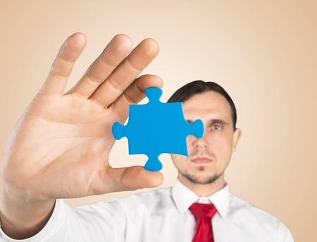 organized group: Strategy. Stock Photo
