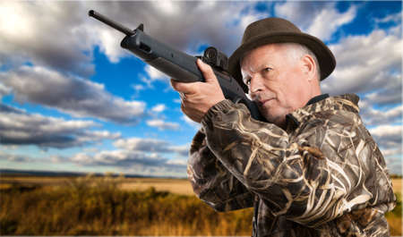 pursuits: Hunting.