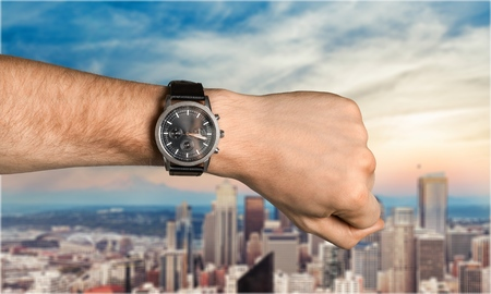 time flies: Watch.