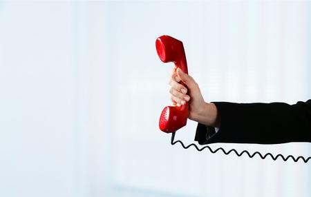 telecommunications equipment: Telephone.