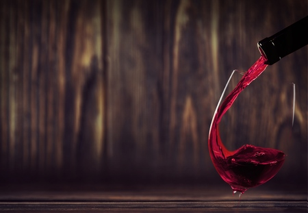 pinot: Wine. Stock Photo