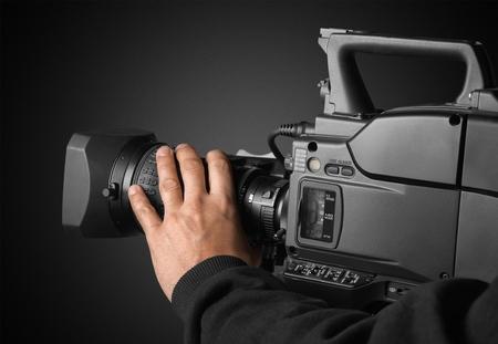 broadcast: Camera.