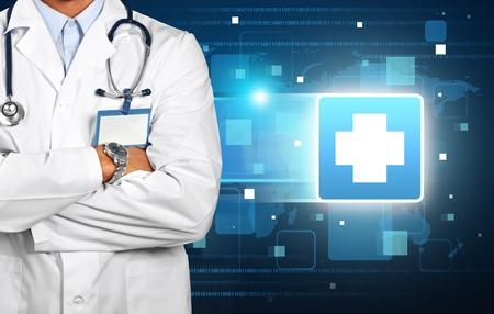 health insurance: Doctor.