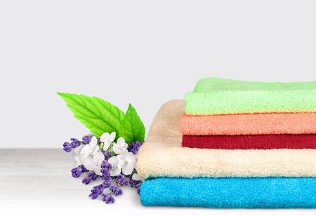 in towel: Towel.
