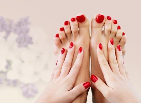beautiful feet: Spa.