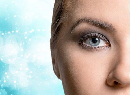 human eye: Human Eye. Stock Photo