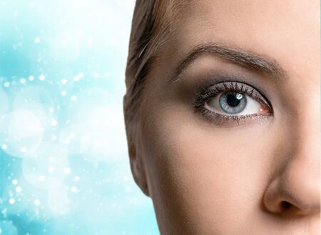 ojo humano: Ojo humano.