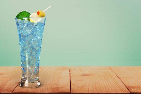 icecube: Cocktail.