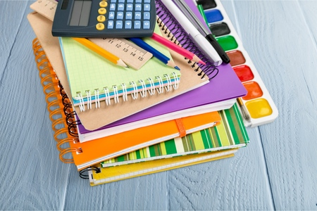 art and craft: Education. Stock Photo