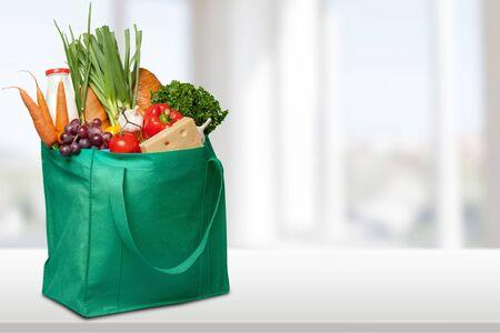 paper bag: Bag. Stock Photo