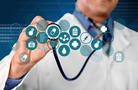 Healthcare And Medicine.