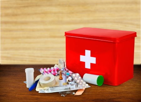 medical occupation: First Aid Kit.
