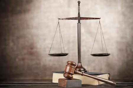 Prawo. Zdjęcie Seryjne