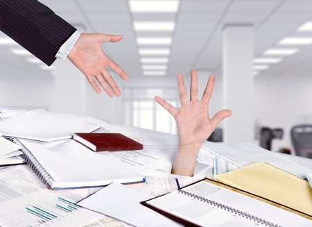 finance a helping hand confusion: Debt.