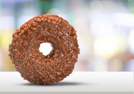 dough nut: Donut. Stock Photo