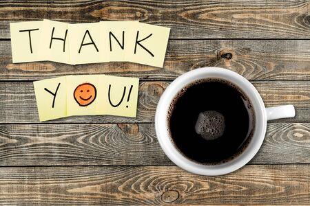 agradecimiento: Gracias.