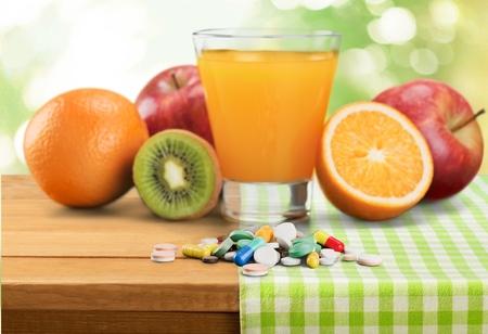vitamin pill: Vitamin Pill.