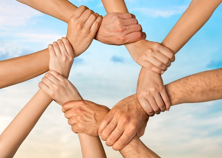 community people: Human Hand.