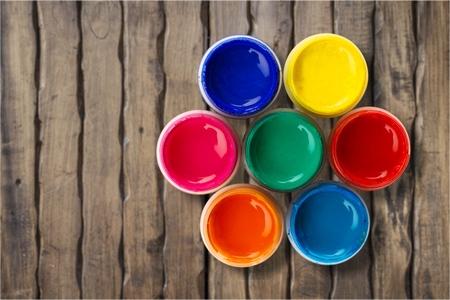 Palette de couleurs. Banque d'images - 52013796
