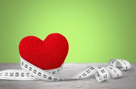 presure: Heart Shape. Stock Photo