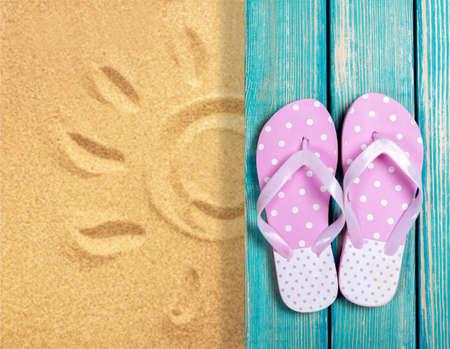 dia soleado: Playa.