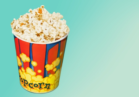 recreational pursuits: Popcorn.