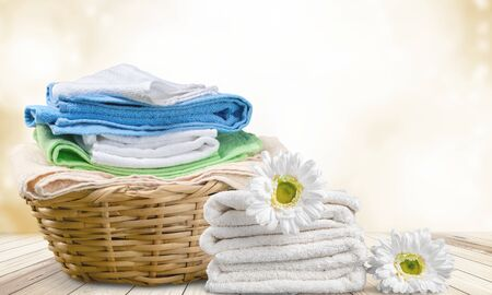 Laundry. Reklamní fotografie