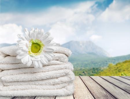 Wäscherei. Standard-Bild - 52132390