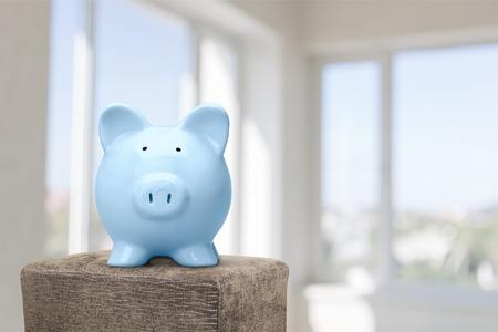 Hypothéquer. Banque d'images