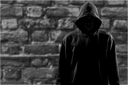 hooded sweatshirt: Hood.