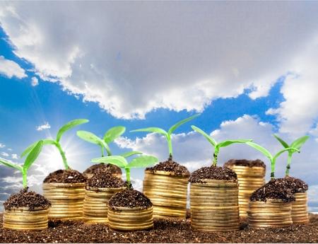 money symbol: Investment.