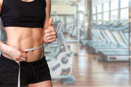 cinta metrica: Hacer dieta.