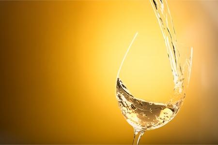 Wein.  Standard-Bild