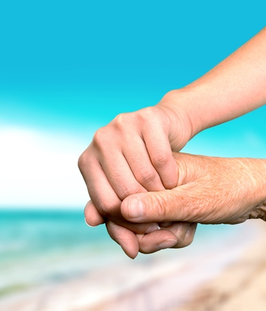 multi age: Human Hand.